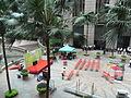 HK 上環 Sheung Wan 新紀元廣場 Grand Millennium Plaza garden stage June-2012.JPG
