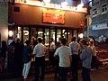 HK 中環 Central 香港蘇豪區 Soho night 依利近街 Elgin Street n 士丹頓街 Staunton Street October 2018 SSG 20.jpg