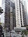 HK 半山區 Mid-levels 般咸道 Bonham Road buildings facade February 2020 SS2 23.jpg