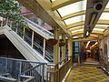 HK Central 些利街 Shelley Street escalators interior Mar-2016 Peel Street Parkn Shop entrance March 2016 DSC.JPG