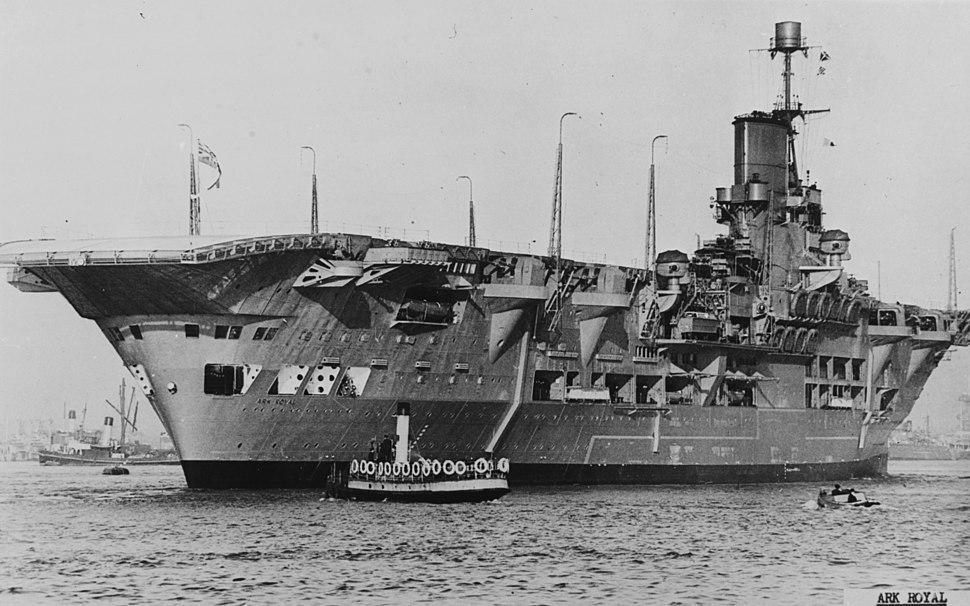 HMS Ark Royal 19sb2j1