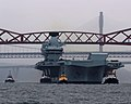 HMS Prince of Wales (R09) depart Forth for initial sea trials - 8.jpg