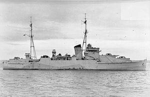 SS Tynwald (1936) - HMS Tynwald IWM A 007112