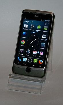 HTC Desire Z - Wikipedia