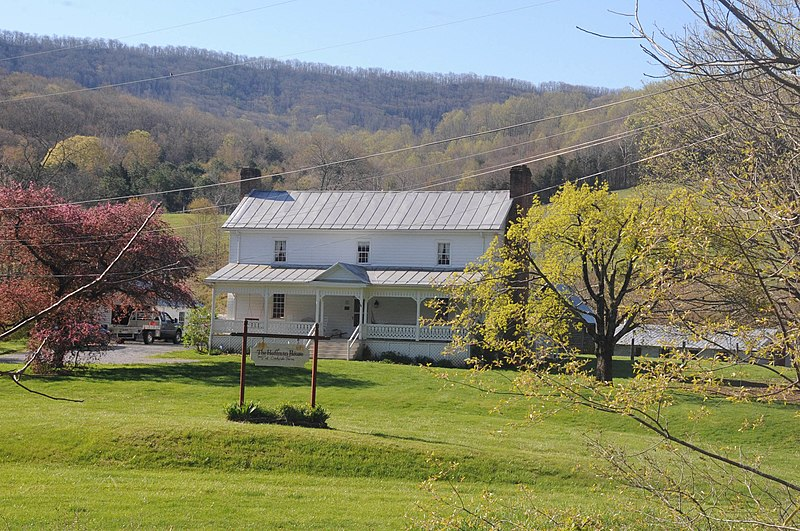 File:HUFFMAN HOUSE, NEWPORT, CRAIG COUNTY, VA.jpg