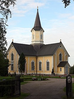 Haapajärvi Church 20100830.JPG