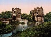 Haarlem - Ruïne van Brederode 1900