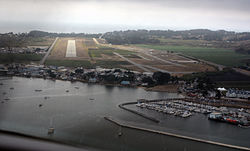 Half Moon Bay airport by D Ramey Logan.jpg