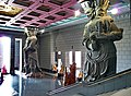 Hall of the Four Heavenly Kings, Chung Tai Chan Monastery 20080613b.jpg