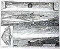 Halmstad 1735 Hallandia antiqua et hodierna 1753.jpg