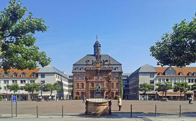 Hanau, Deutschland