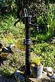 Hand pump ornament at Boreham, Essex, England.jpg