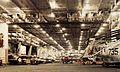 Hangar bay of USS Saratoga (CV-60) in 1980.jpg