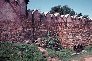 The Jugol, the wall of the old city