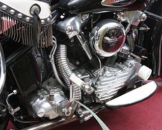 Harley-Davidson Knucklehead engine - Harley-Davidson knucklehead motor