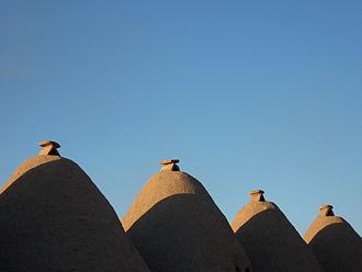 Harran - Harran beehive houses