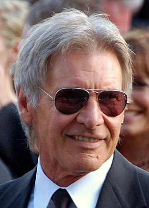 Harrison Ford - Ford at the 2008 Cannes Film Festival