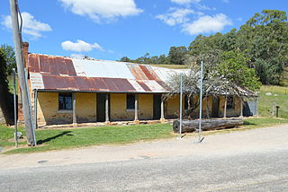 Hartley historic site