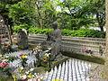 Hasedera kannon, cimitero dei bambini 02.JPG