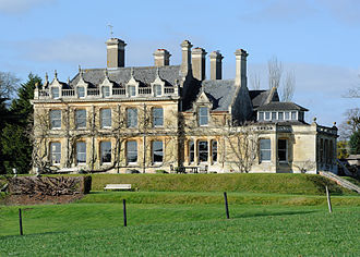 Hasfield - Image: Hasfield Court Gloucestershire