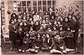 Hashomer Hatzair youth group of the city Slonim in Poland, 1934.jpg
