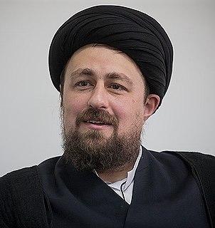 Hassan Khomeini Iranian cleric