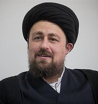 Hassan Khomeini - Image: Hassan Khomeini by Tasnimnews