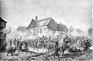 Battle of Hatvan - Image: Hatvani csata