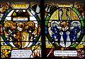 Haunsheim Dreifaltigkeitskirche Wappenfenster 469.JPG