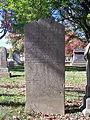 Hays (Robert), Lebanon Church Cemetery, 2015-10-23, 01.jpg