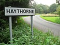 Haythorne, arriving from the north - geograph.org.uk - 944529.jpg