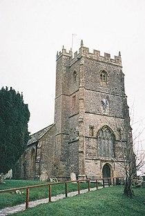 Hazelbury Bryan, parish church of St. Mary and St. James - geograph.org.uk - 506510.jpg