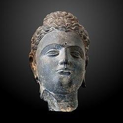 Head of Buddha-N 3458