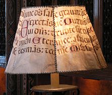 Hearst Castle parchment lampshade p1080556.jpg