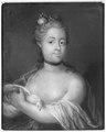 Hedvig Ulrika Taube, Countess von Hessenstein (Gustaf Lundberg) - Nationalmuseum - 25346.tif