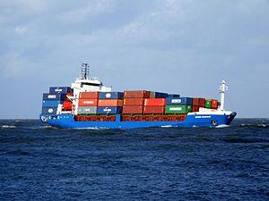 Helena Schepers p4 arriving at Port of Rotterdam.JPG