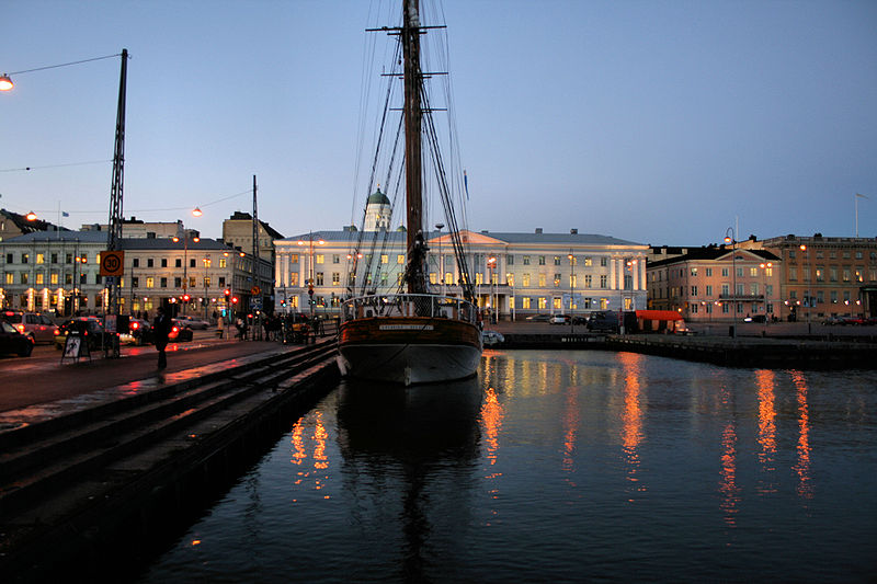 Como montar um roteiro em Helsinque?