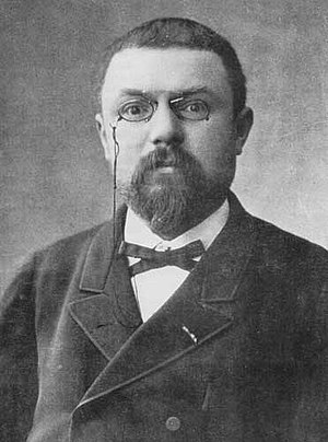 Henri Poincaré cover