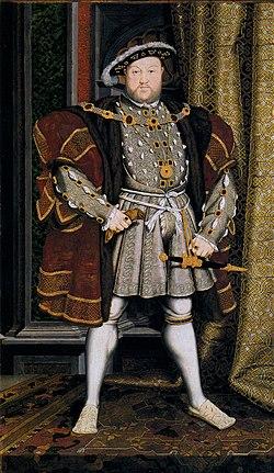 הנרי השמיני, מלך אנגליה