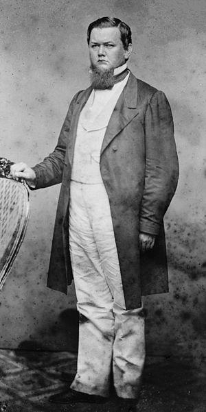 Henry Cornelius Burnett - Image: Henry Cornelius Burnett Brady Handy