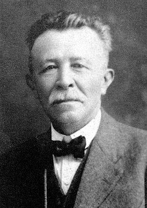 Henry Crimmel - circa 1914