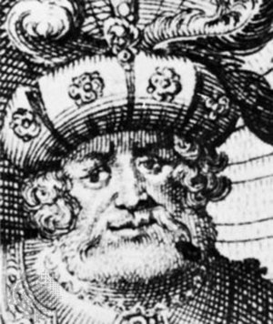 Henry X, Duke of Bavaria - Henry X in a much later engraving