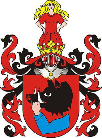 Świnka coat of arms - Image: Herb Swinka