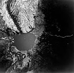 Herbert Glacier, terminus of valley glacier and braided river, August 23, 1964 (GLACIERS 6349).jpg