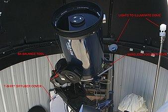 Hereford Arizona Observatory - Wikipedia