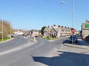 Herston, Dorset - Image: Herston Cross geograph.org.uk 2860111