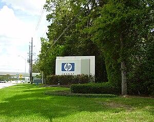 Compaq - Former Compaq headquarters, now the Hewlett-Packard United States campus