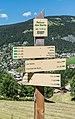 Hiking sign at Retour des Nants.jpg