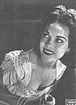 Hilda Simms - Image: Hilda Simms