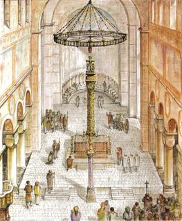 Bernward Column
